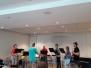 Auditions Clarinette Saxo Juin 2018